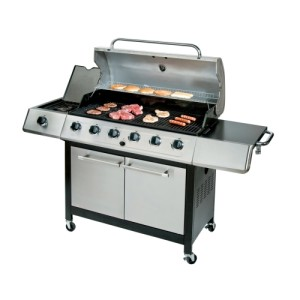 Char Broil K6B Review front