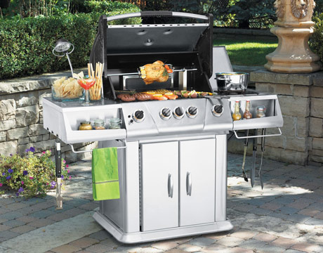 Char Broil K6B - Gas Grill Review| Meet and Grill