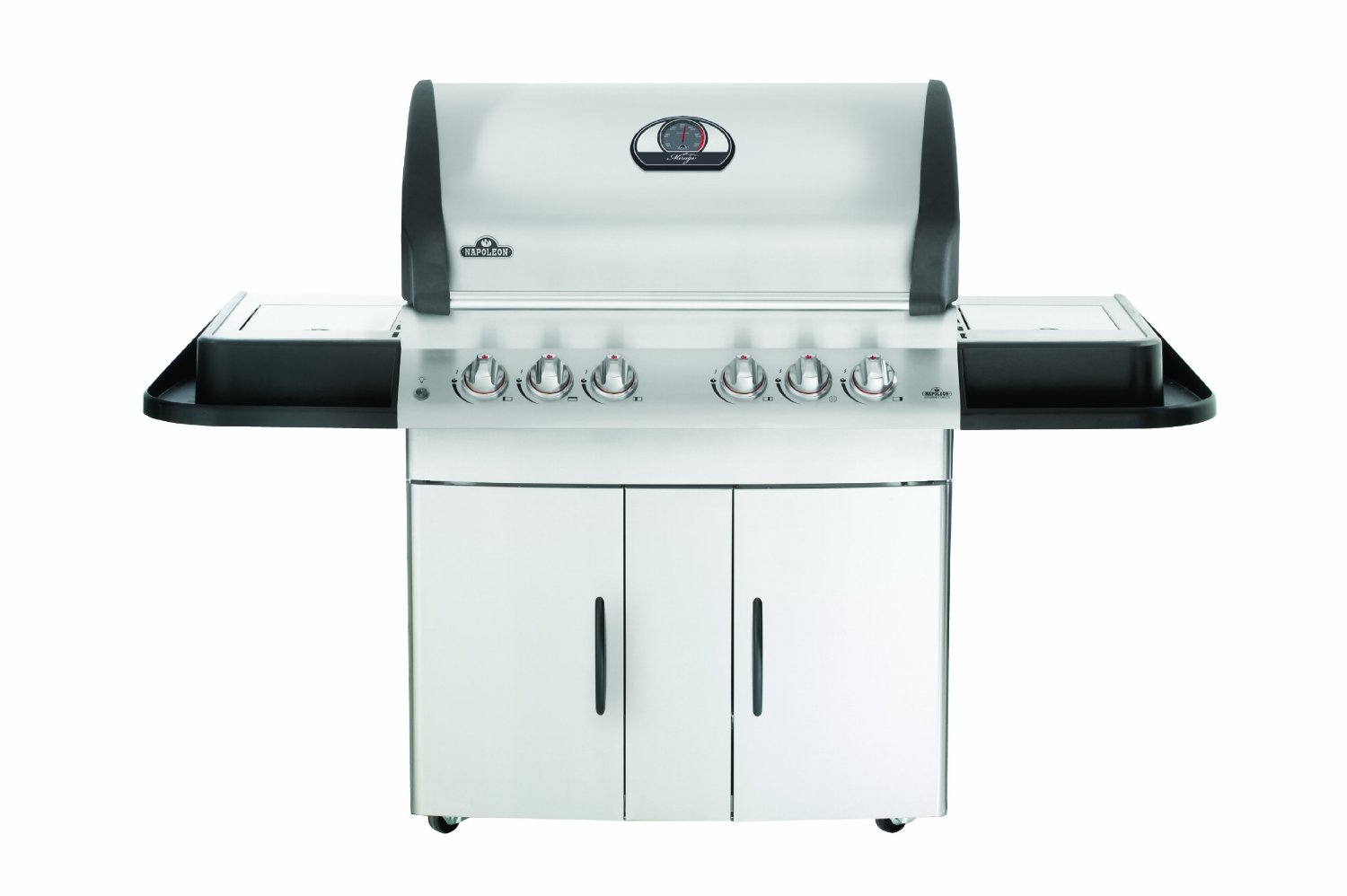Napoleon Holzkohlegrill Charcoal Pro 605 : Napoleon mirage review natural and propane gas grill meet